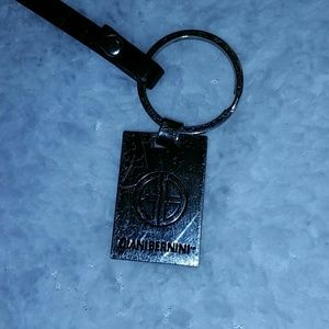 Giant Bernina Key Ring Purse Charm